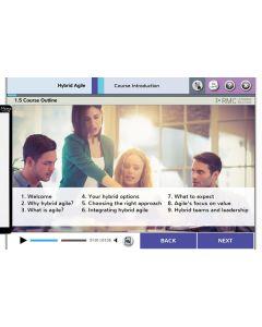 Hybrid Agile eLearning Course 1