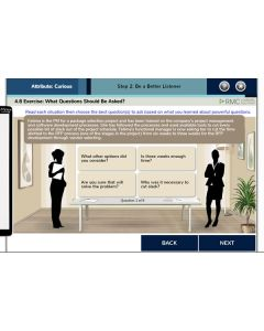 Attribute: Curious eLearning Course 1