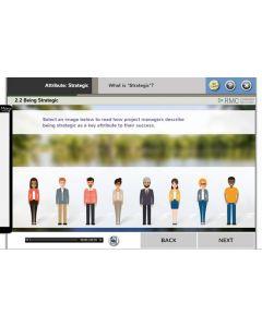 Attribute: Strategic eLearning Course 1