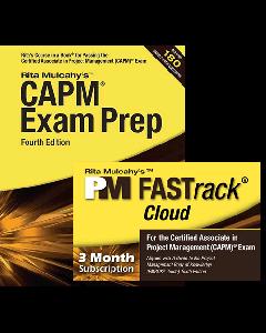 CAPM® Exam Prep Book Plus Simulator Bundle
