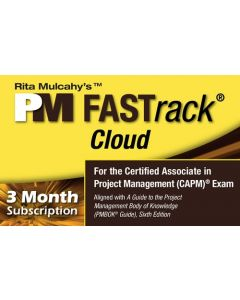 PM FASTrack® Cloud - CAPM® Exam Simulator - Version 4 - 3 Month