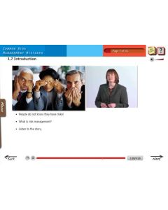 Common Risk Management Mistakes eLearning Course 1