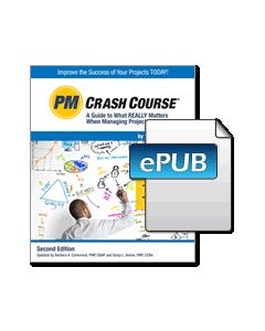 PM Crash Course, Second Edition eBook