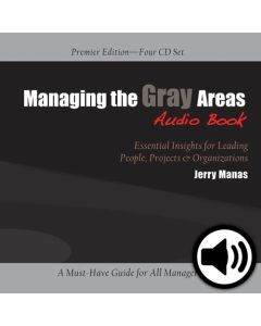 Managing the Gray Areas - Premier Edition - Audio