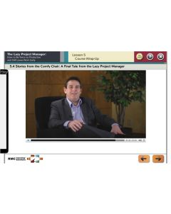 The Lazy Project Manager eLearning Course 1
