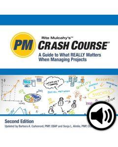 PM Crash Course, Second Edition - Audio Book