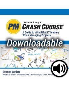 PM Crash Course, Second Edition - Audio Book - Downloadable