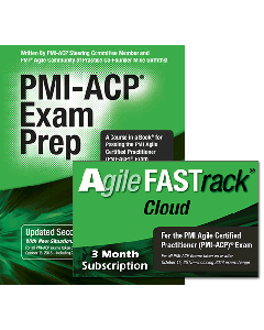 PMI-ACP® Exam Prep Book Plus Simulator Bundle