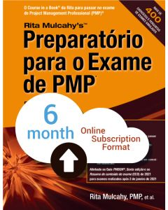 PMP® Exam Prep, Tenth Edition - Cloud Subscription - Portuguese Translation - 6 Month