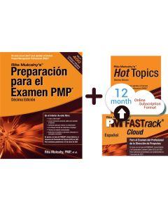 PMP® Exam Prep System - Tenth Edition - Spanish Translation