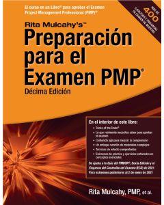 PMP® Exam Prep, Tenth Edition - Spanish Translation (printed, paperback)