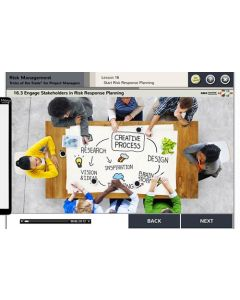Risk Management, Tricks of the Trade for Project Managers eLearning Course 1