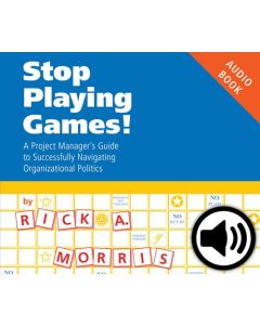 Stop Playing Games! - Audio Book