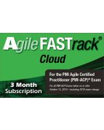 Agile FASTrack® Cloud - PMI-ACP® Exam Simulator - Version 2 - 3 Month