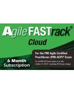 Agile FASTrack® Cloud - PMI-ACP® Exam Simulator - Version 2 - 6 Month