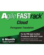Agile FASTrack® Cloud - PMI-ACP® Exam Simulator - Version 2 - Portuguese Translation - 6 Month