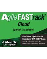Agile FASTrack® Cloud - PMI-ACP® Exam Simulator - Version 2 - Spanish Translation - 6 Month