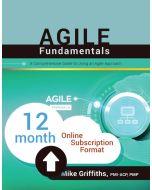 Agile Fundamentals Book - 12 Month Cloud Subscription