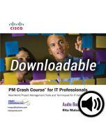 PM Crash Course for IT Professionals - Audio Book - Downloadable