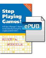 Stop Playing Games eBook