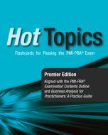 Hot Topics PMI-PBA Exam Flashcards